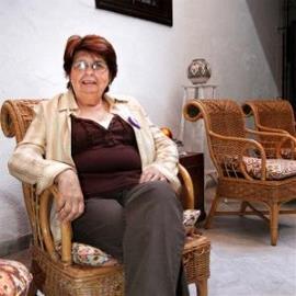 Juana Zarzuela, presidenta de Down Jerez y vicepresidenta de Down España