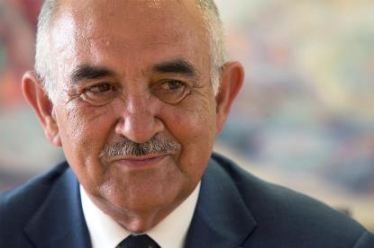 Alberto Garre, presidente de la Comunidad Autónoma de Murcia