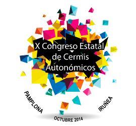 Logotipo de Congreso de CERMIS Autonómicos 2014