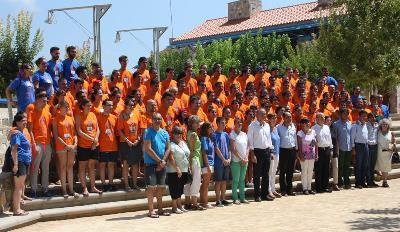 VIII Campamento de la Juventud Sorda