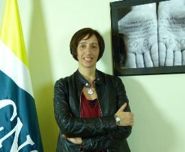 Conceha Díaz Robledo, Presidenta de la CNSE