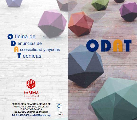 Imagen de portada de una publicación de la ODAT
