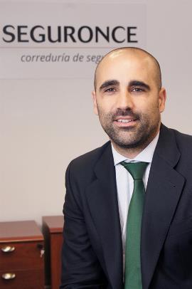 Óscar da Pena, Director Gerente de Seguronce
