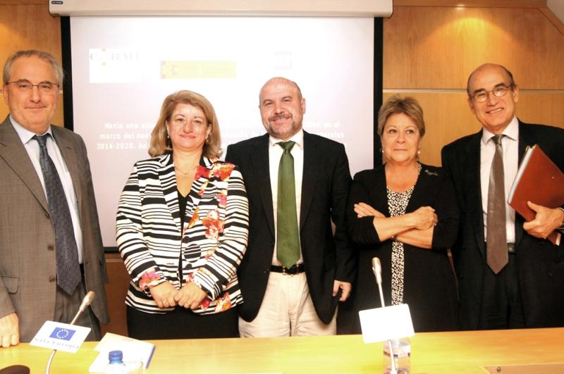 El papel del movimiento de la discapacidad es participar en la gobernanza de los fondos estructurales