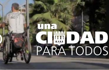 Logroño presenta su candidatura al premio 'Capital Europea de la Accesibilidad 2015'