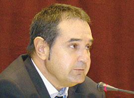 Javier Miranda, presidente del CORMIN