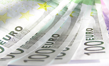 Billetes de 100 euros
