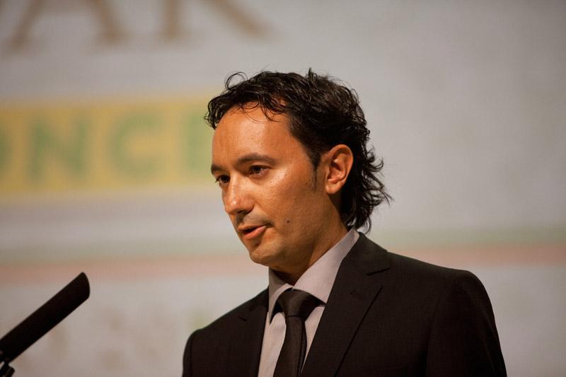 Aitor González, vicepresidente de EDEKA