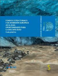 """Portada de """"Fondos estructurales y de inversión europeos 2014-2020"""""""