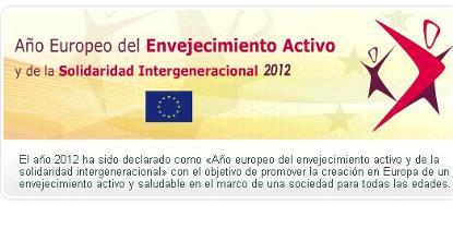 Año Europeo del Envejecimiento Activo y de la Solidaridad Intergeneracional 2012