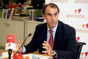 César Antón, director general del Imserso