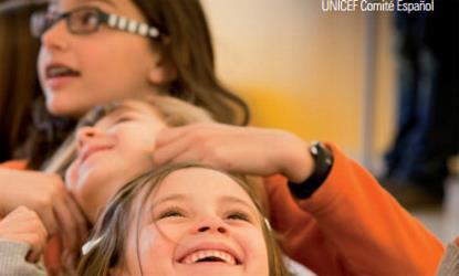 Imagen de Unicef, del informe La infancia en España 2014