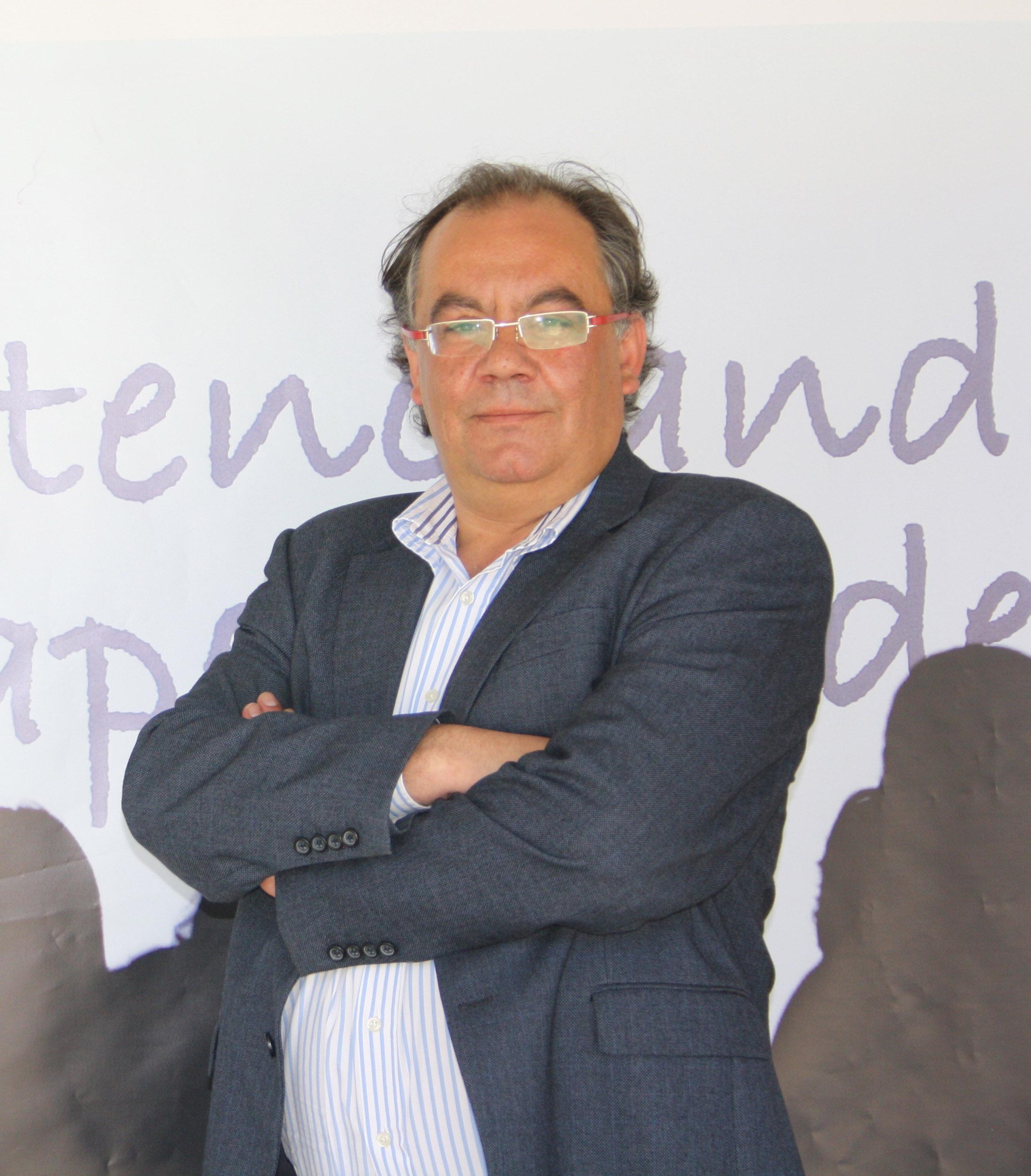 Ignacio Rodríguez, secretario general de Cogami