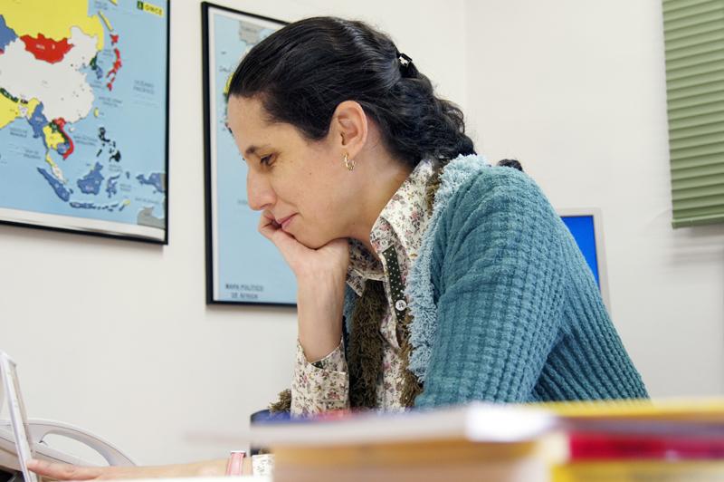 Ana Peláez, Comisionada de Género del CERMI